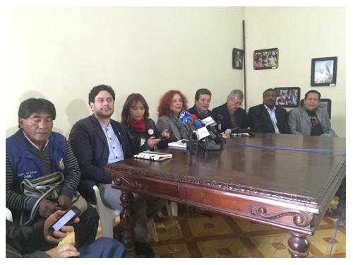 Frente amplio por la paz:  Pronunciamiento ante  la declaración del cese indefinido  de hostilidades de las Farc