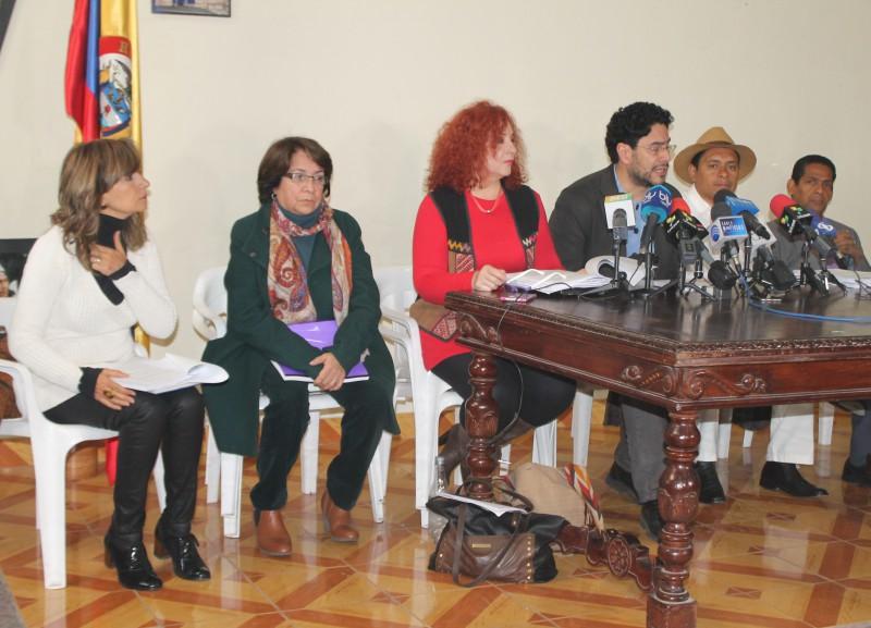 Las FARC-EP le cumplieron a Colombia con la tregua