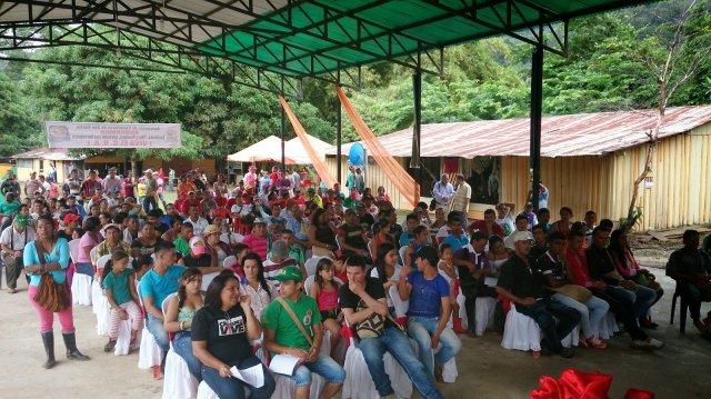 Declaración política del Séptimo Festival del Río