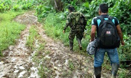 Tropas del Ejército ocupan territorio Nasa en Putumayo