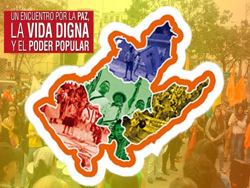 El Sur Occidente Colombiano se instala en Congreso de los Pueblos