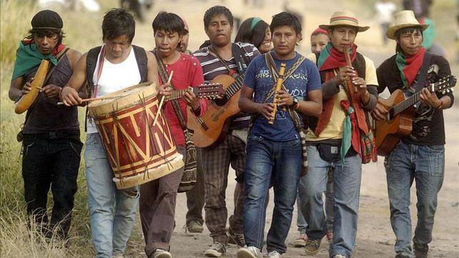 Indígenas Nasa de Putumayo exigen respeto a su comunidad