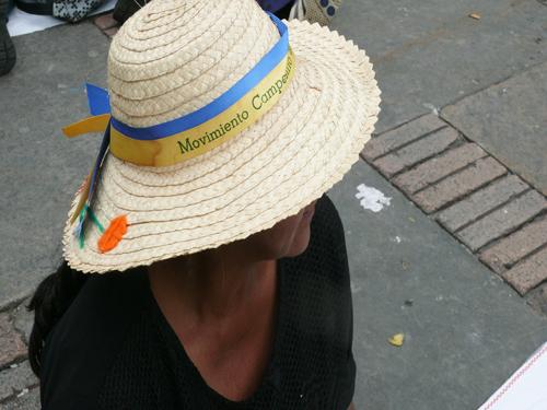Amenaza contra lideresa del Movimiento Campesino de Cajibio