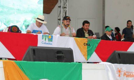 Invitación del Coordinador Nacional Agrario a su V asamblea