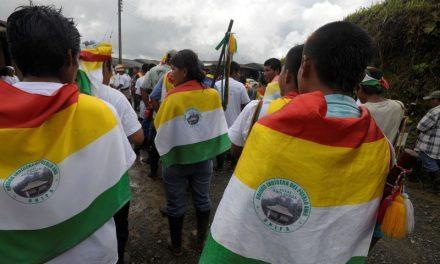 Los Inkal Awá se movilizan en Nariño