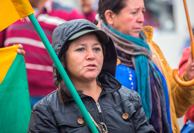 La Mujer y el Movimiento Social -V Asamblea CNA