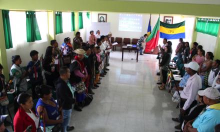 Declaración de las organizaciones campesinas y pueblos indígenas con agenda propia, caminamos hacia la paz en Colombia