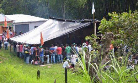 Indígenas de Nariño continúan en Asamblea permanente a la espera de reunirse con gobierno nacional