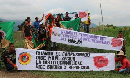 Crónica: El movimiento campesino del Catatumbo, desde adentro