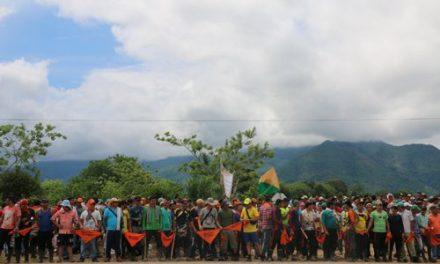 La protesta social es un derecho que camina de la mano de la paz
