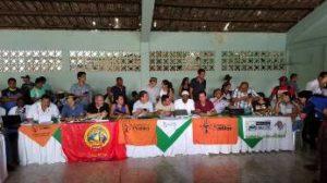 Declaración política de la minga nacional: La movilización social: la alternativa para alcanzar una paz con justicia y buen vivir en colombia