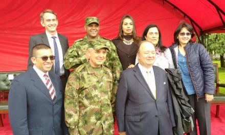 """El Ejército homenajeó al suboficial que denunció los """"falsos positivos"""""""