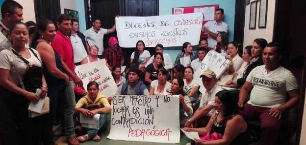 ¿Hasta cuándo la corrupción en el Catatumbo?