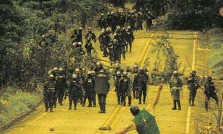 ESMAD: Grave amenaza al movimiento social