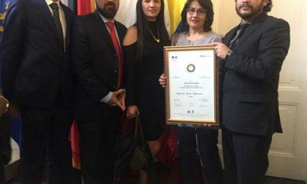 Programa Somos Defensores gana mención de honor en Premio Franco – Alemán de DDHH 2016