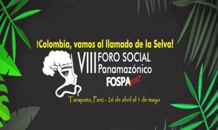 Colombia, vamos al llamado de la selva