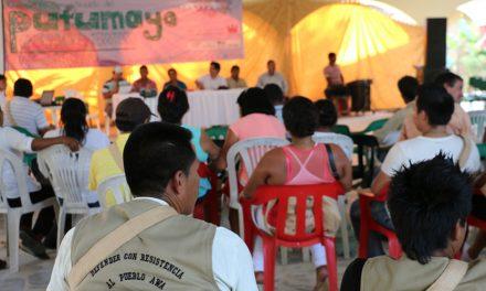 Los pueblos del Putumayo por la integración andino-amazónica frente al extractivismo y las fumigaciones