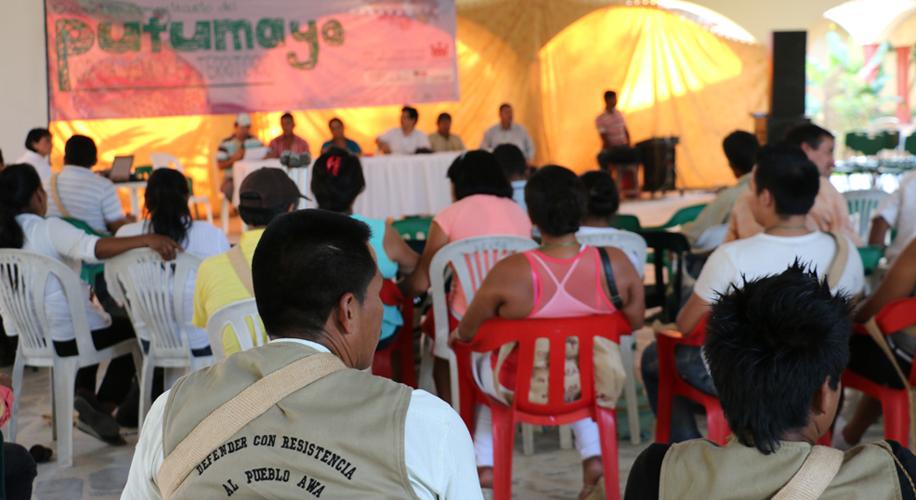 Alerta Temprana: En peligro proceso campesino y comunal de Puerto Asís