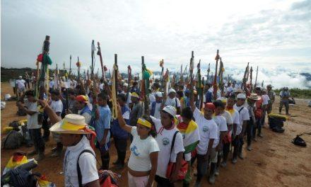 Indignación del pueblo Awá tras grave herida a menor por parte de la Policia Nacional
