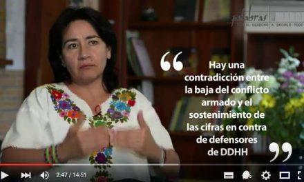 Persecución Política y Derechos Humanos en Colombia