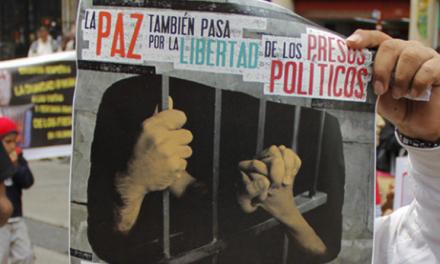 Organizaciones de DDHH manifestamos preocupación por 1.486 presos y presas políticos en huelga de hambre