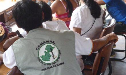 Fuerza Pública nuevamente irrumpe la tranquilidad del  territorio  Awá