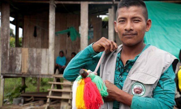 Pueblo Awá de Nariño: «Con la Minga Nacional, exigimos el cumplimiento de los Acuerdos»