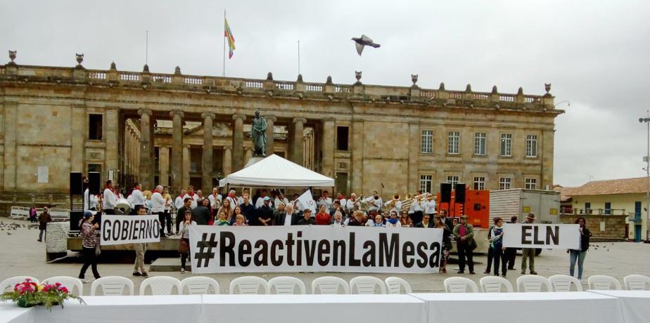 Estamos listos para participar, faltan ustedes #ReactivenlaMesaconParticipación