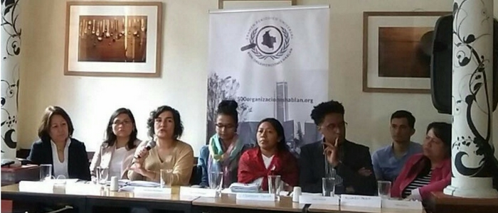 Colombia se raja en derechos humanos, concluyen 500 organizaciones sociales  Examen periódico universal