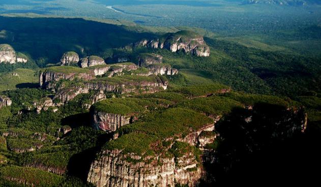 Patrimonio de la humanidad, una declaración que deja en riesgo la Serranía de Chiribiquete