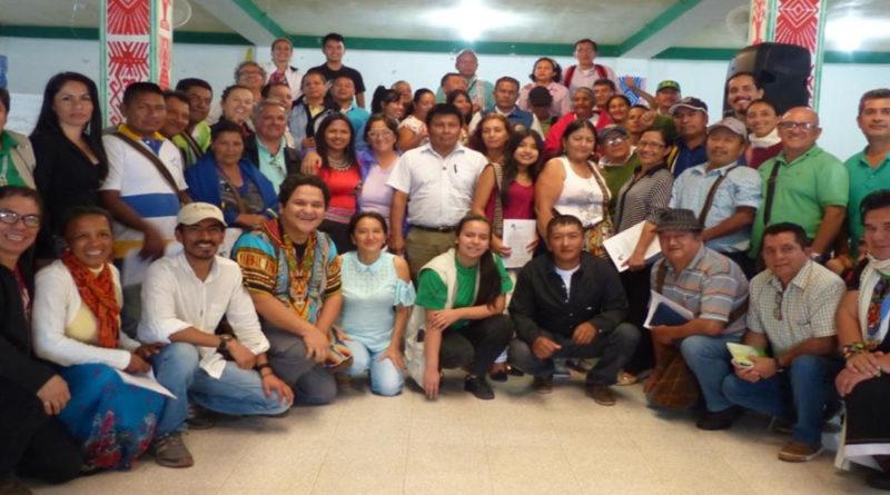 Mocoa da la bienvenida a IX Foro Social Panamazónico y conforma Comité Local