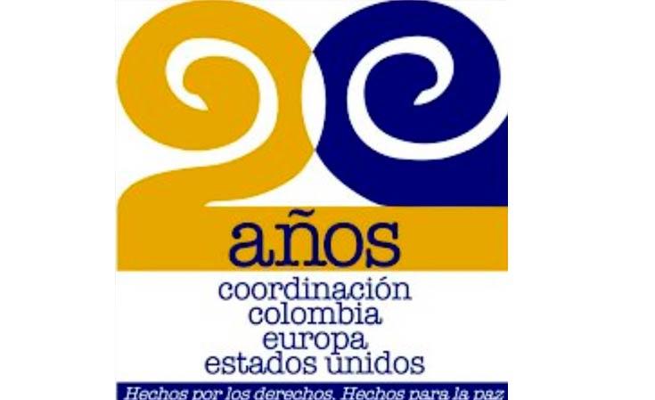 Coordinación Colombia Europa Estados Unidos