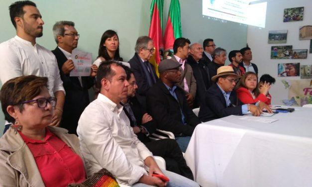 SOS Colombia: Exigimos a Iván Duque pasar de las acciones de guerra contra la Minga a respeto, voluntad y cumplimento de acuerdos