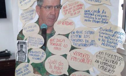 Comunicado público: Exigimos respeto por el principio de centralidad de las víctimas