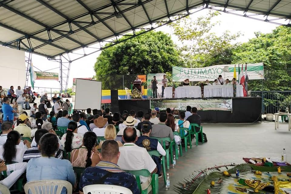 Conclusiones audiencia Pública Ambiental en defensa del agua, la vida y el territorio