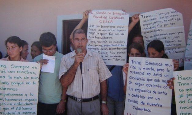 Catatumbo: Florecimiento del tejido social