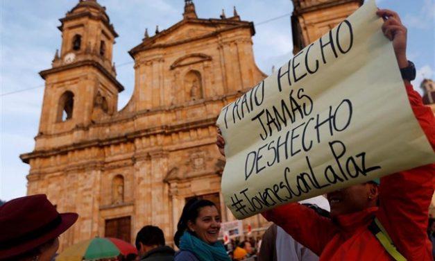 En defensa de la democracia: Declaración Defendamos la paz