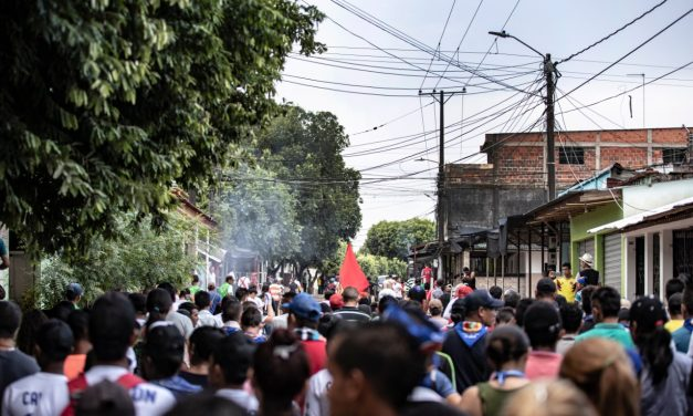 Conmemoración 20 años de la masacre de La Gabarra
