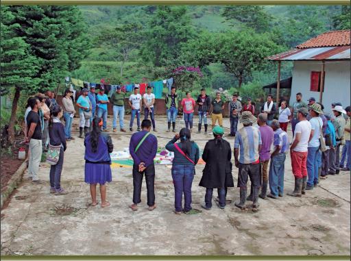 Entre la paz y la guerra, informe sobre agresiones a líderes y lideresas comunales en Colombia