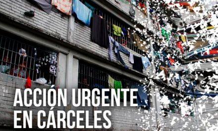 INPEC Y POLICIA HACEN USO EXCESIVO DE LA FUERZA CONTRA LA POBLACIÓN PRIVADA DE LA LIBERTAD