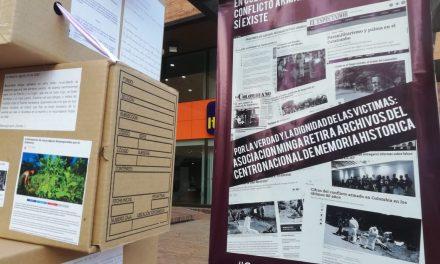 Así fue el retiro de nuestro archivo del Centro Nacional de Memoria Histórica