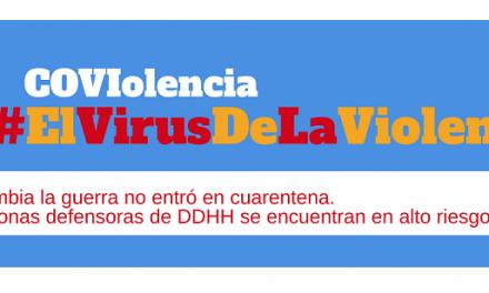 El virus de la violencia