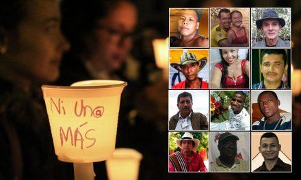 Boletín 1 CCEEU: La emergencia por el coronavirus y el asesinato de los líderes y lideresas sociales