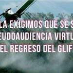 Con tutela exigimos que se suspenda pseudoaudiencia virtual para el regreso del Glifosato