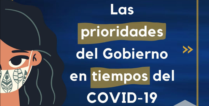Boletín 5 CCEEU: Las prioridades del gobierno en tiempos del COVID-19