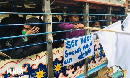 Garantías de protección y seguridad para la Caravana Humanitaria al Cañón de Micay