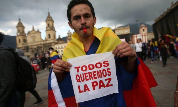 97 redes y organizaciones sociales, sindicales, ambientales, de mujeres y de DDHH alertamos a la CIDH sobre violaciones a DDHH cometidas en el marco del Paro Nacional en Colombia