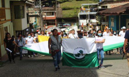 En marco del Paro Nacional pueblo Awá emite manifiesto por la vida, la dignidad y el territorio