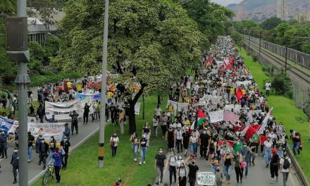 Comunicado CCEEU  Urgente: La Protesta Social no puede ser silenciada con violencia estatal