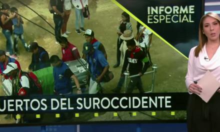 Los muertos que llora el sur del país en medio del paro / Noticias Caracol